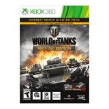 X360 World Of Tanks ***online Only*** ***hdd & Xbox Gold Required***