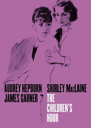 Children's Hour Hepburn Maclaine Garner DVD Nr