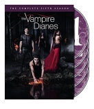 Vampire Diaries Season 5 DVD Season 5