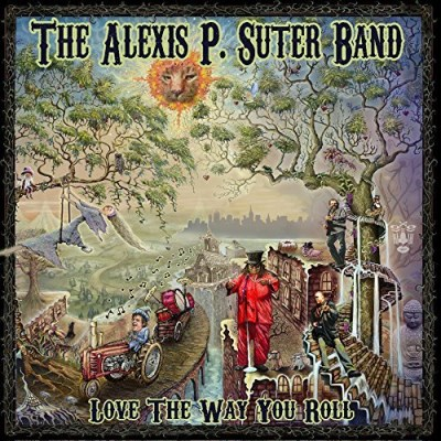 Alexis Suter Love The Way You Roll Digipak