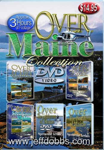 None Jeff Dobbs Over Maine Collection 5 Pak