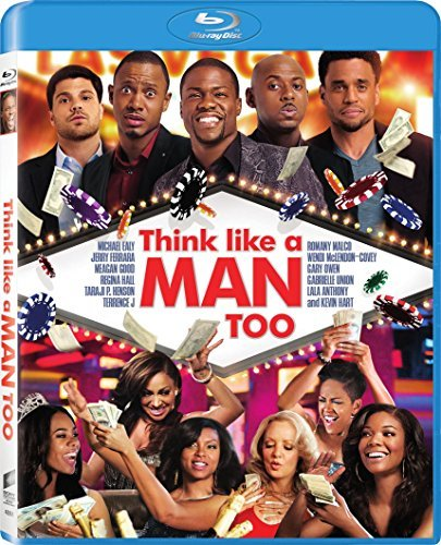 Think Like A Man Too Hart Union Ealy Blu Ray Pg13