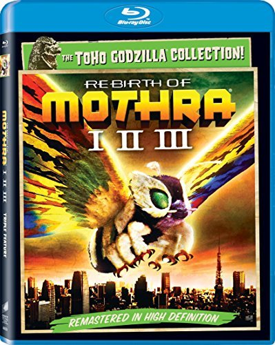 Rebirth Of Mothra 1 3 Rebirth Of Mothra 1 3 Blu Ray Nr