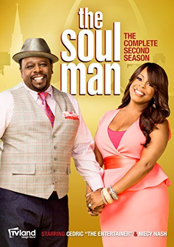 Soul Man Season 2 DVD