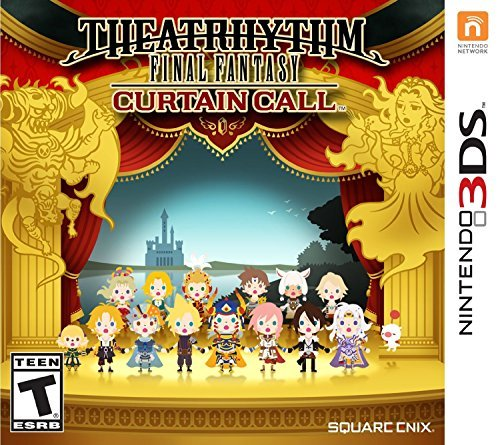 Nin3ds Theatrhythm Final Fantasy Curtain Call Theatrhythm Final Fantasy Curtain Call