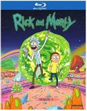 Rick & Morty Season 1 Blu Ray