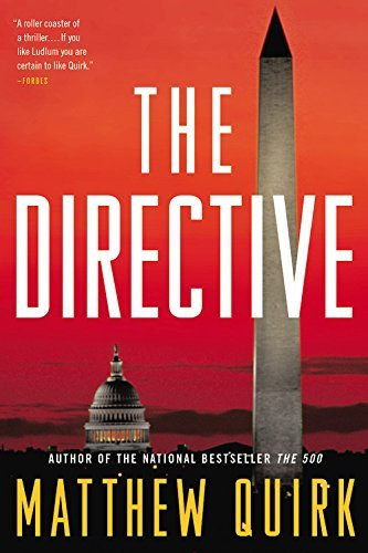 Matthew Quirk The Directive