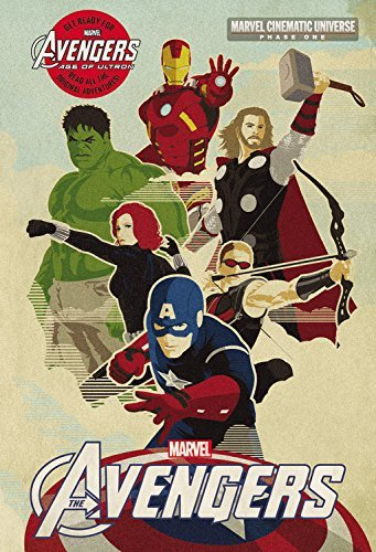 Alex Irvine Phase One Marvel's The Avengers