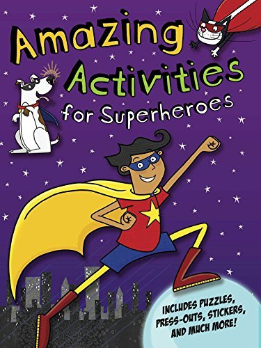 Gemma Cooper Amazing Activities For Superheroes