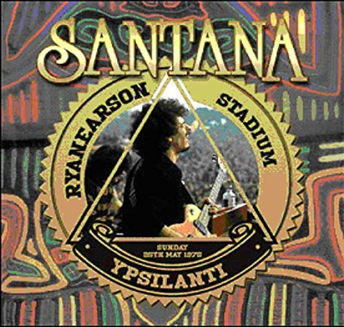 Santana Live At The Rynearson Stadium 5 25 75