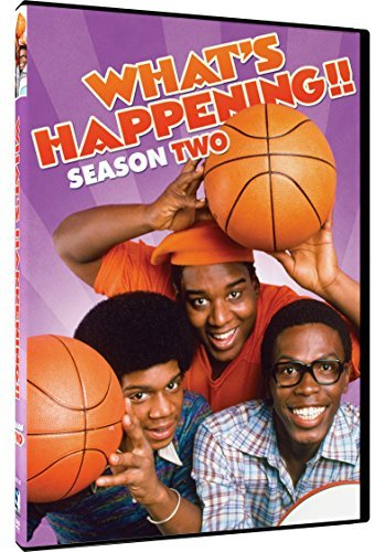 What's Happening Season 2 DVD