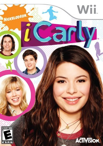 wii-icarly-nintendo-wii