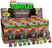 Kidrobot Tmnt Keychain Series Blister Pack Assorted Tklcg006