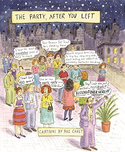 Roz Chast The Party After You Left