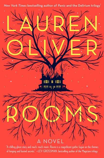 Lauren Oliver Rooms