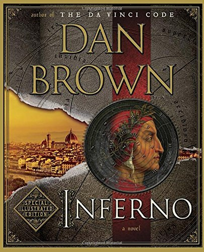 Dan Brown Inferno Special Illustrated Edition Featuring Robert Lan