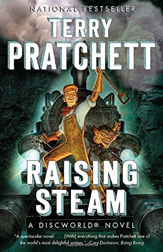Terry Pratchett Raising Steam