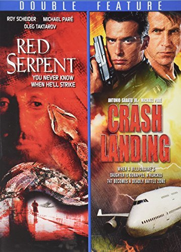 Crash Landing Red Serpent Crash Landing Red Serpent Nr 2 DVD