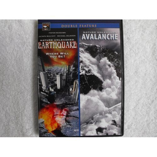 Earthquake & Avalanche Nature Unleashed Nr
