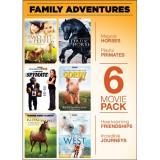 6 Film Family Adventures 6 Film Family Adventures Ws Nr 2 DVD