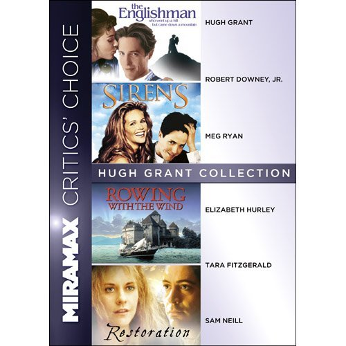 Hugh Grant Collection Miramax Critic's Choice Ws R
