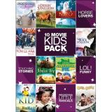 Vol. 3 10 Movie Kid's Pack Nr