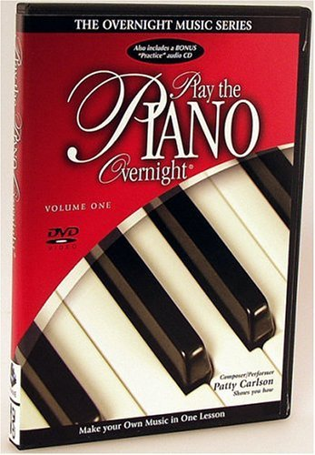 Play Piano Overnight Vol. 1 Basic Piano Clr Nr Incl. CD