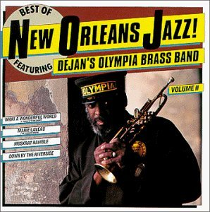 Olympia Brass Band Vol. 2 Best Of New Orleans Jaz