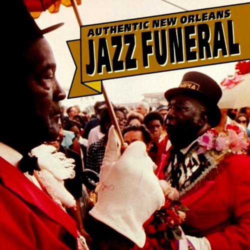 Magnificent Seventh's Brass Ba/New Orleans Jazz Funeral Music