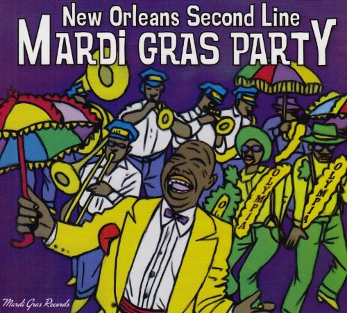 New Orleans Jazz Second Lin New Orleans Jazz Second Line Olympia Brass Band Batiste Monroe Renegade Indians