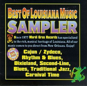 Best Of Louisiana Music Sam Best Of Louisiana Music Sample Meters Adams Chavis Beausoleil