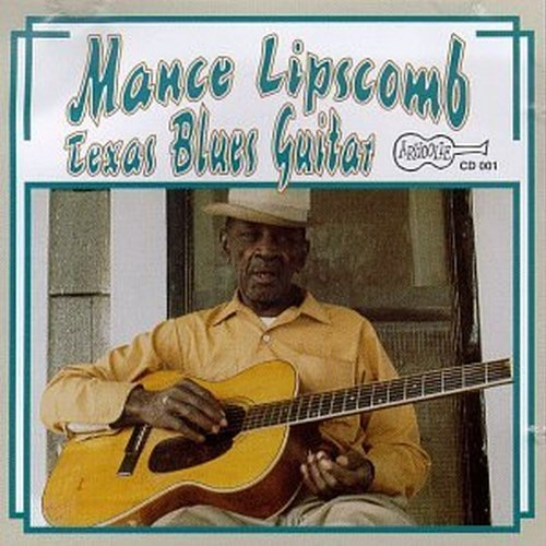Mance Lipscomb Texas Blues Guitar