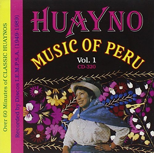 Huayno Music Of Peru Vol. 1 1949 89