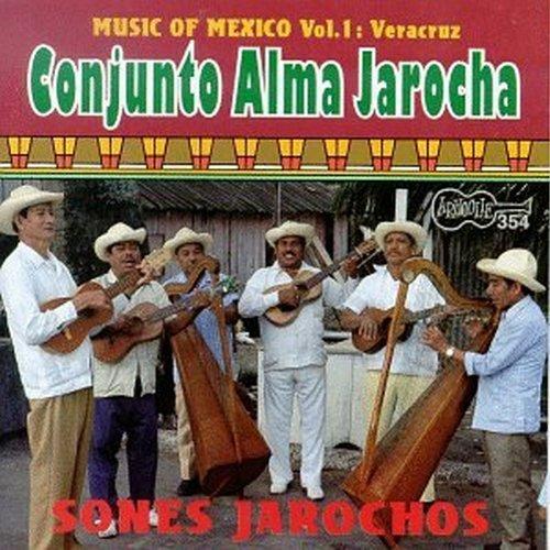 Conjunto Alma Jarocha/Vol. 1-Music Of Mexico-Veracr