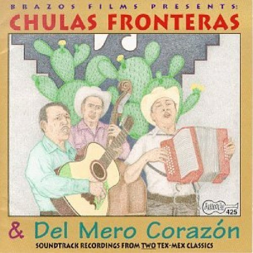 chulas-fronteras-del-mero-corazon-chulas-fronte-incl-40-pg-booklet