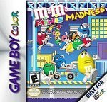 Gameboy Color M&m's Mini Madness E