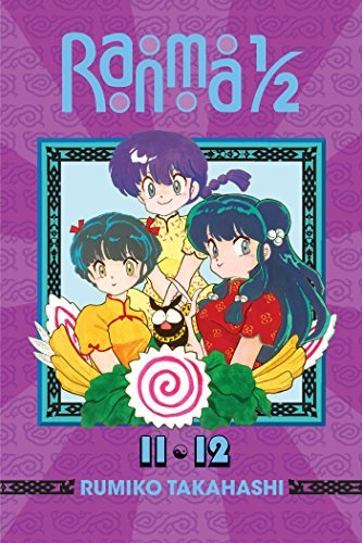 Rumiko Takahashi Ranma 1 2 (2 In 1 Edition) Vol. 6 0002 Edition;