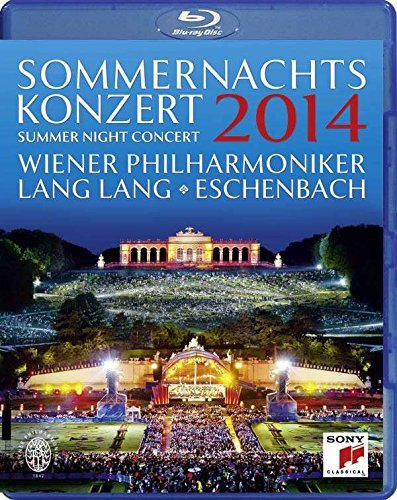 Vienna Philharmonic Summer Night Concert 2014