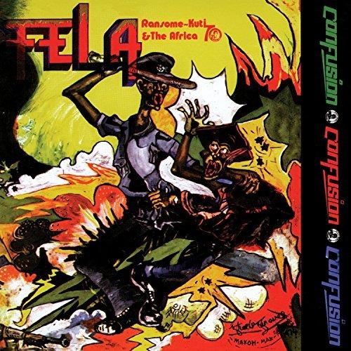 Fela Kuti/Confusion