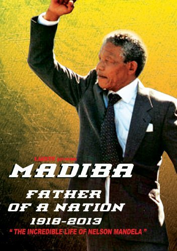 Nelson Mandela Father Of Anation DVD Nr