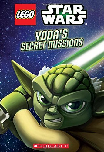 Ameet Studio Lego Star Wars Yoda's Secret Missions (chapter Book #1)
