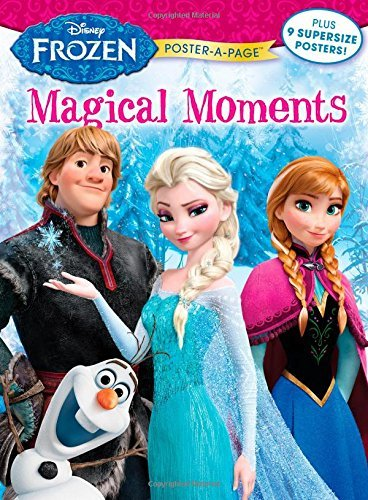 Disney Disney Frozen Magical Moments Poster A Page