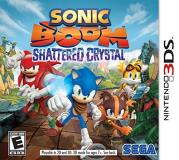 Nintendo 3ds Sonic Boom Shattered Crystal