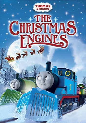 Thomas & Friends Christmas Engines DVD