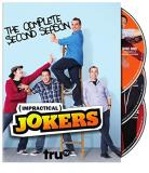 Impractical Jokers Season 2 DVD