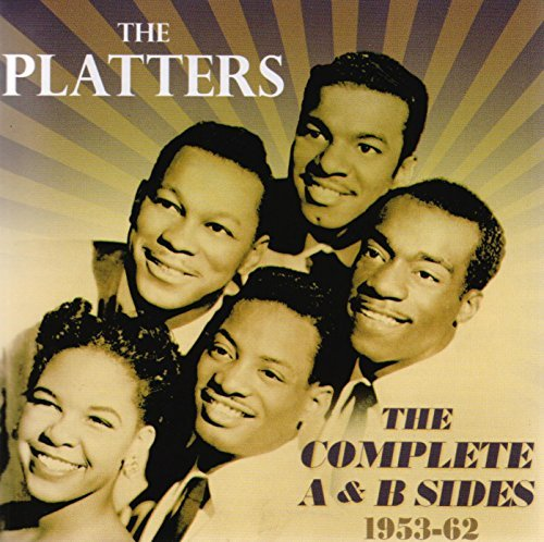 Platters Complete A & B Sides 1953 62 Complete A & B Sides 1953 62