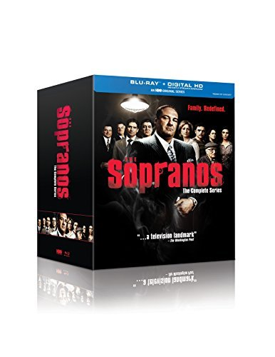 Sopranos The Complete Series Blu Ray