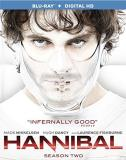Hannibal Season 2 Blu Ray