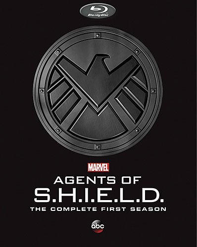 Agents Of S.H.I.E.L.D Season 1 Blu Ray Season 1