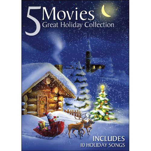5 Movie Great Holiday Collecti 5 Movie Great Holiday Collecti